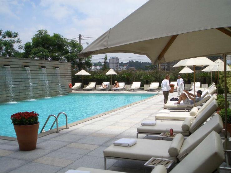 """""""Grand Hyatt São Paulo.""""  Sexo fora de casa: 10 hotéis para uma noite de loucura GrandHyatt"""