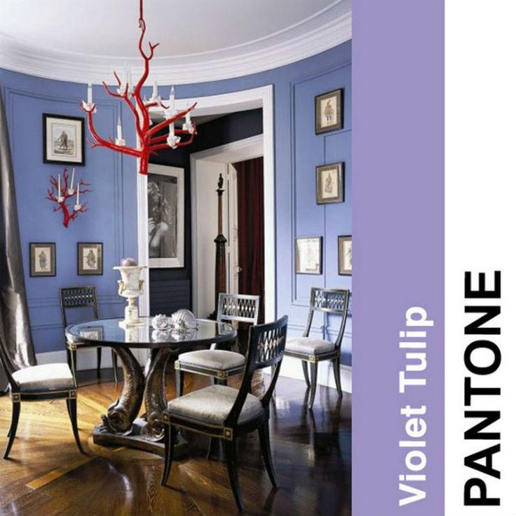 """""""Outro violeta para 2014""""  Decoração: Cores Pantone para 2014! Pantoneiolettulip2014"""