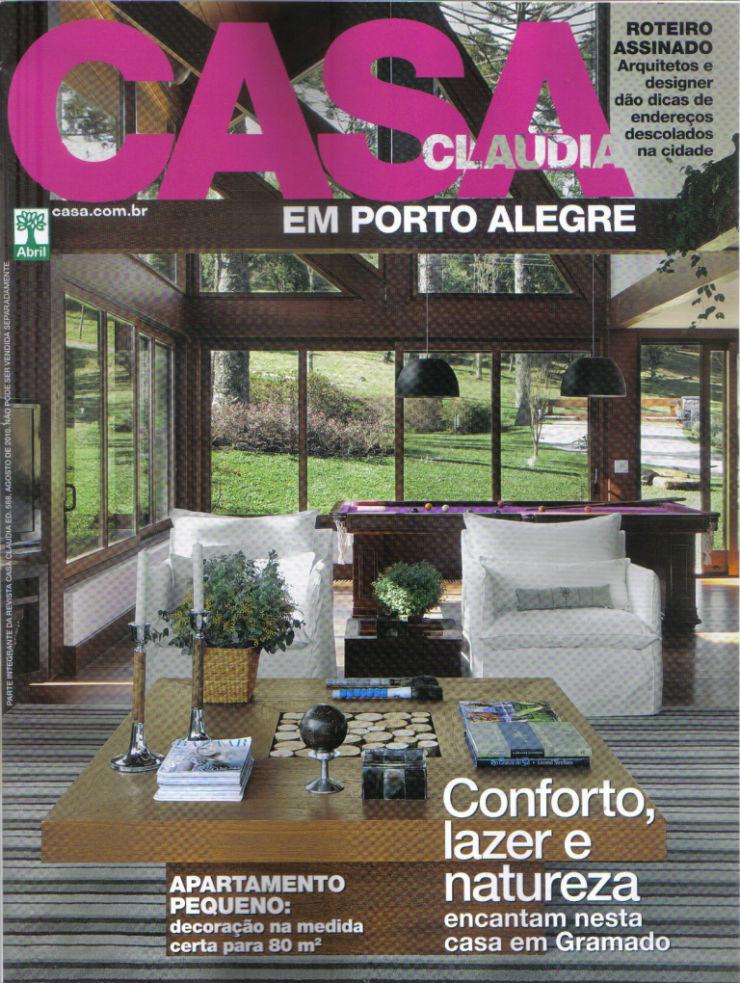 Decoração: 10 Revistas de Decoração que nos Inspiram 10 revistas de decoração que nos inspiram Decoração: 10 Revistas de Decoração que nos Inspiram casaclaudia