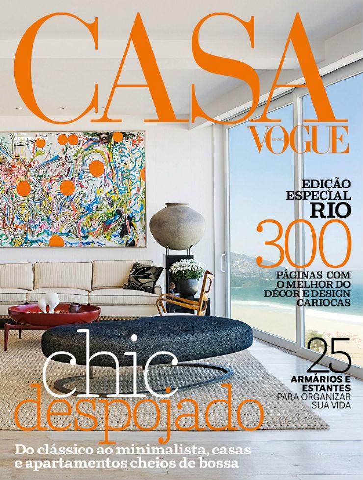 Decoração: 10 Revistas de Decoração que nos Inspiram 10 revistas de decoração que nos inspiram Decoração: 10 Revistas de Decoração que nos Inspiram casavogue