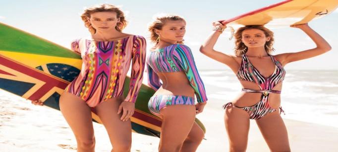 """""""CIA Marítima 2014 e outras marcas para moda praia 2014."""""""