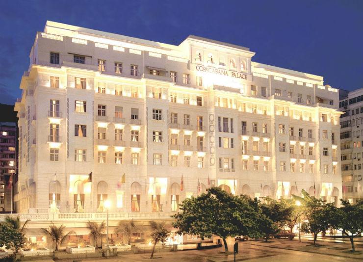 """""""copacabana Palace Rio de Janeiro.""""  Sexo fora de casa: 10 hotéis para uma noite de loucura copacabanapalace"""