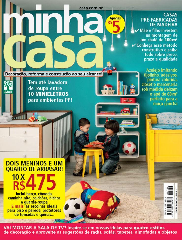Decoração: 10 Revistas de Decoração que nos Inspiram 10 revistas de decoração que nos inspiram Decoração: 10 Revistas de Decoração que nos Inspiram minhacasa