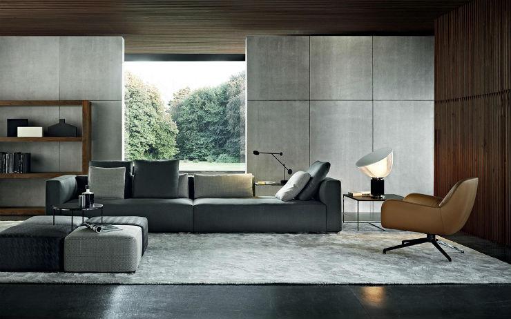 """""""Minotti e seus sofás elegantes""""  Sexo no sofá: 10 modelos que você vai querer testar minotti"""