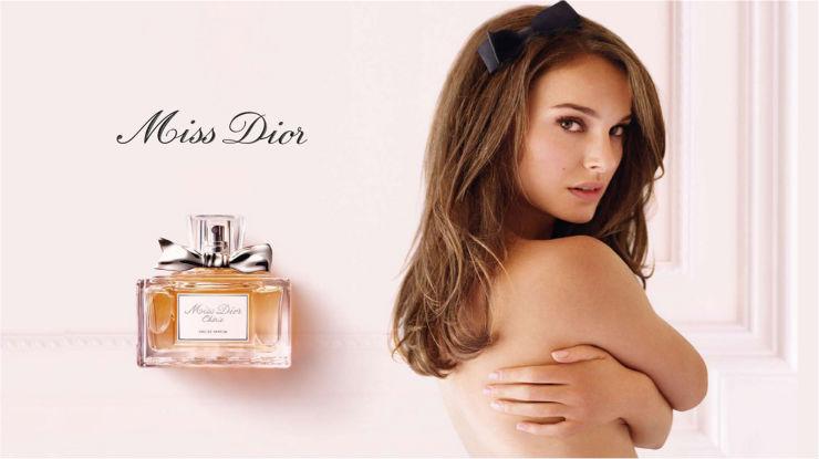 """""""Miss Dior a fragância faz 65 anos""""  Maria Nepomuceno é artista brasileira convidada da Casa Dior miss dior"""