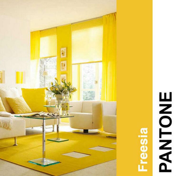 """""""Cor pantone é amarelão""""  Decoração: Cores Pantone para 2014! pantonefreesia2014"""