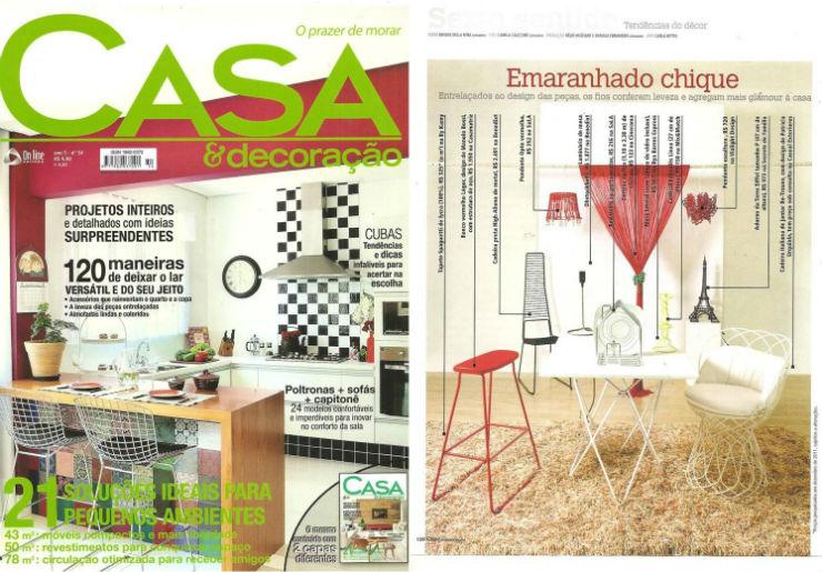 Decoração: 10 Revistas de Decoração que nos Inspiram 10 revistas de decoração que nos inspiram Decoração: 10 Revistas de Decoração que nos Inspiram revistacasa