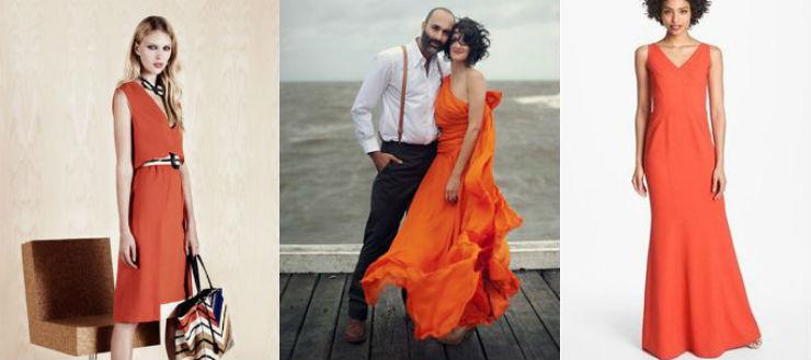 """""""Celosia Cor Pantone 2014""""  Moda: modelos para uma passagem de ano Pantone CelosiaPantone2014"""
