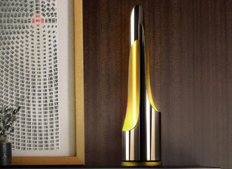 """""""Delightfull: Coltrane lampada da tavolo""""  COVET LOUNGE: Creare relazioni nel mondo del design di lusso DL"""