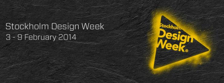 """""""Estocolmo Semana de Design 2014""""  Decoração & Design: 5 feiras para visitar no início de 2014 Estocolmosemanadesign2014"""
