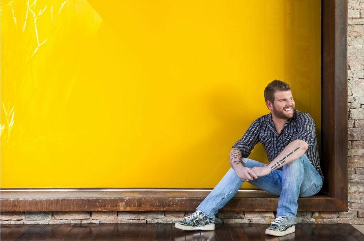"""""""Guilherme Torres é arquiteto.""""  Guilherme Torres colabora com Swarovski para Design Miami 2013 GuilhermeTorres"""
