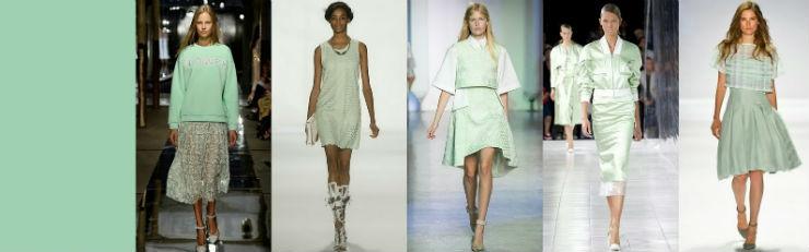 """Hemlock cor Pantone 2014""  Moda: modelos para uma passagem de ano Pantone HemlockPantone"