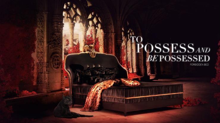 """""""Koket e sua exuberância""""  Covet Lounge: criando relações no design de luxo KOKET"""