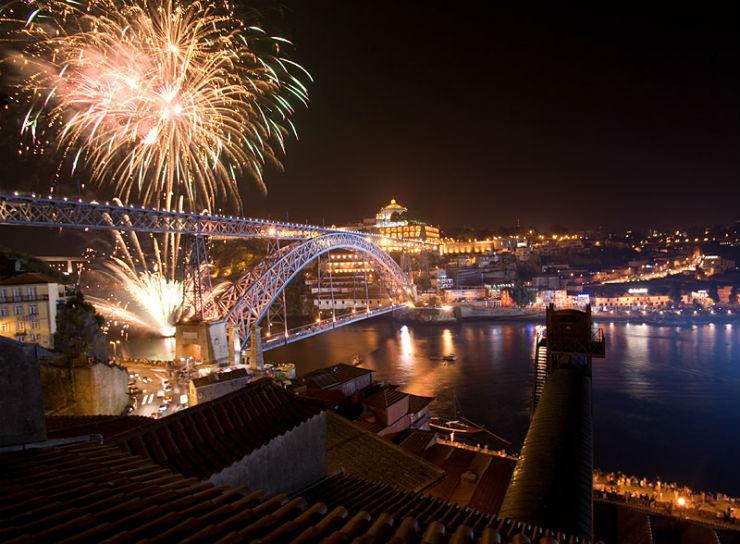"""""""Fim de ano em Portugal""""  Lifestyle: Top 10 destino para passar o final de Ano PortoPortugalfimdeano"""