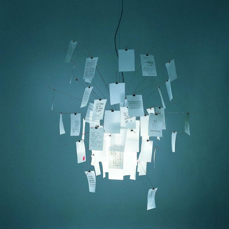 """""""Ingo Mauer, esse holandês tem uma luminária divertida""""  Decoração de Natal: 10 luminárias de design ingo maurer lamp"""