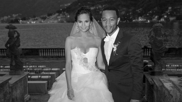 """""""John Legend e seu casamento""""  Lifestyle: 10 casamentos que marcaram 2013 johnlegend chrissy"""