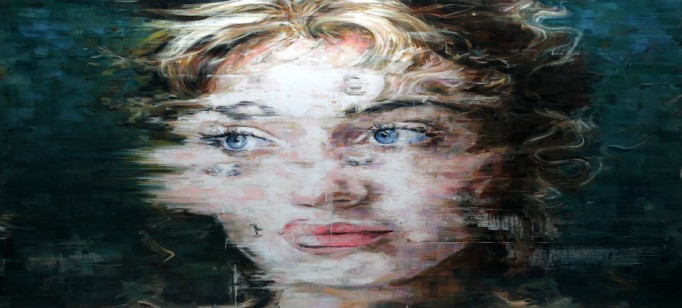 """Retrato de Kate Winslet por Harding Meyer"""