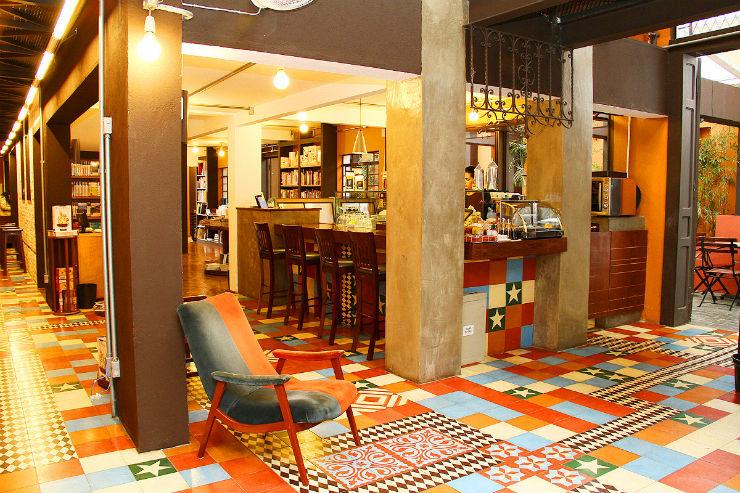 """""""Livraria da Vila e detalhe do interior""""  Arquitetura: a livraria de sonho por Isay Weinfeld livrariadavila detalhe"""