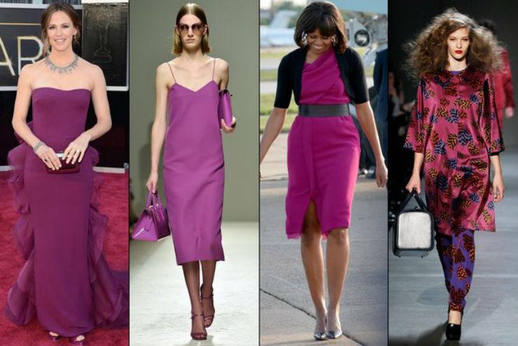 """""""Cor Pantone em roupa""""  Moda: modelos para uma passagem de ano Pantone pantone"""