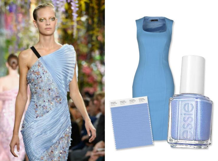"""""""Placid Blue Pantone 2014""""  Moda: modelos para uma passagem de ano Pantone placidblue"""