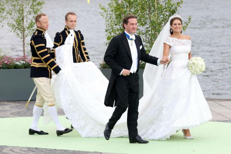 """""""Casamento real na Suécia""""  Lifestyle: 10 casamentos que marcaram 2013 princesadasueciacasamento"""