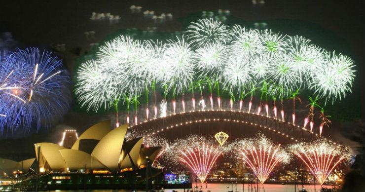 """""""Fim de ano em Sydney""""  Lifestyle: Top 10 destino para passar o final de Ano sydeneyfimdeano"""