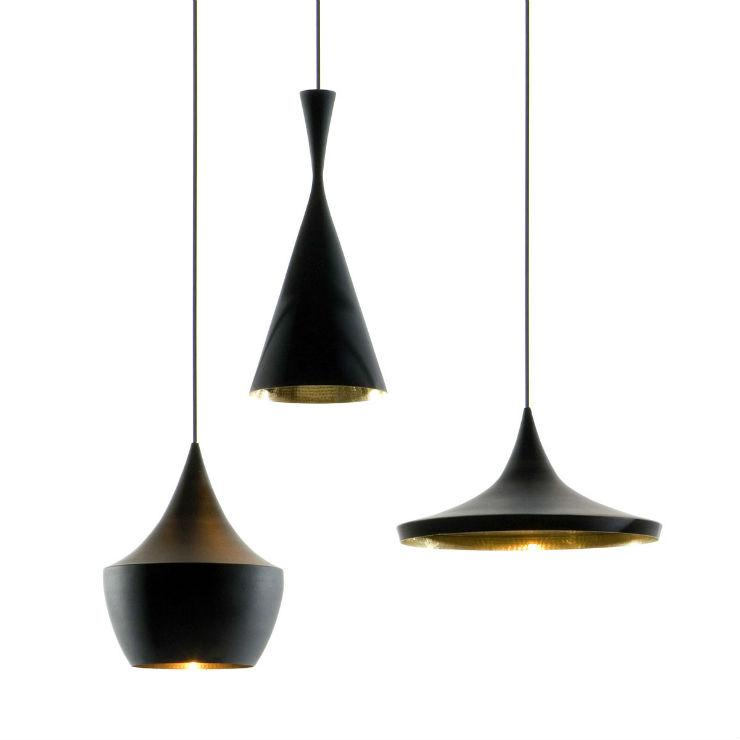 """""""Tom Dixon e sua luminária elegante""""  Decoração de Natal: 10 luminárias de design tom dixon beat lamp"""