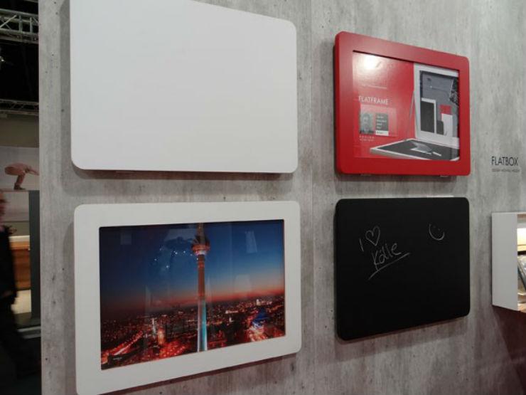 """""""peças da Müller Möbelwerkstätten são ideais para espaços pequenos, já que possuem vários compartimentos para acessórios e gadgets.""""  Design: os 10 melhores da IMM Cologne 2014 IMM5"""