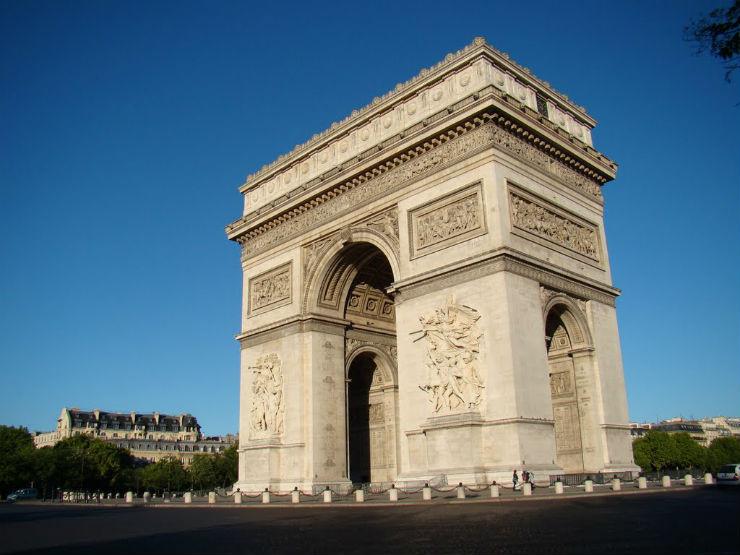 """""""Arco do Triunfo, Paris""""  Maison & Object: 5 sítios a visitar em Paris arcodotriunfo"""