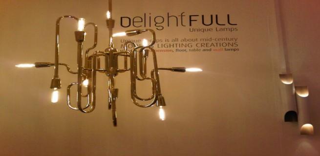 Design:Delightfull, marca portuguesa de luminária no Harrods
