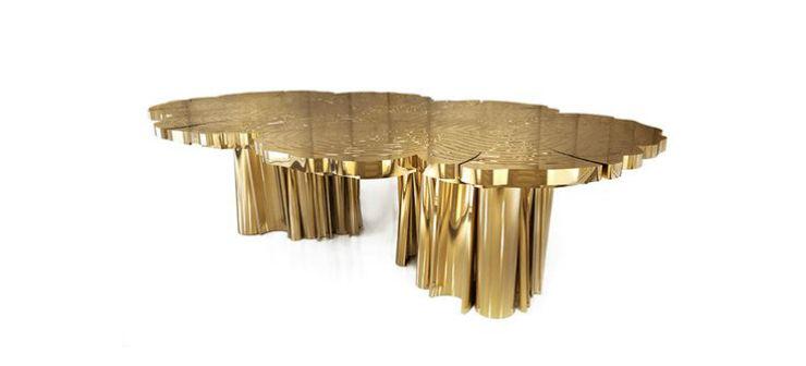 """""""Mesa de jantar fortuna da Boca do Lobo""""  Design: 5 mesas inspiradas na natureza fortunabocadolobo"""