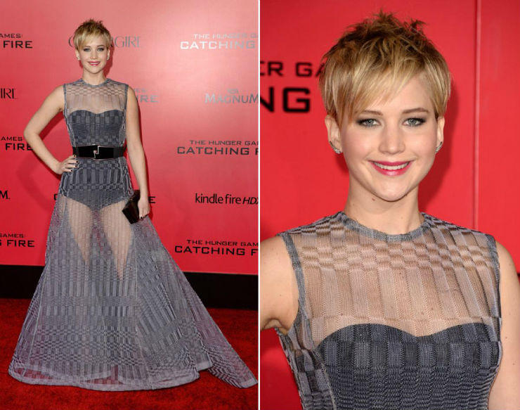 """""""Jennifer Lawrence Hunger Games"""""""