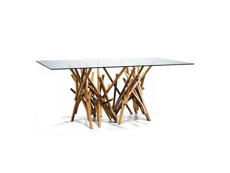 """Mesa de jantar Gaimbê, Paulo Alves""  Design: 5 mesas inspiradas na natureza mesagaimbe"
