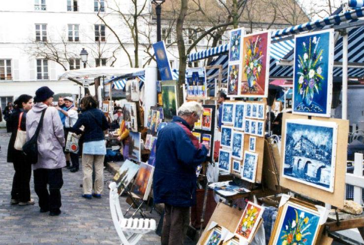 """""""Montmatre, Paris""""  Maison & Object: 5 sítios a visitar em Paris montmartre"""