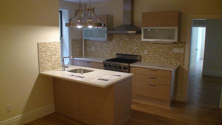 """""""Cozinha com papel de parede""""  15 ideias de decoração com papel de parede papeldeparedenacozinha"""