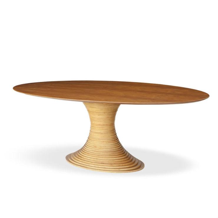 """Mesa de jantar Saturno""  Design: 5 mesas inspiradas na natureza saturno"