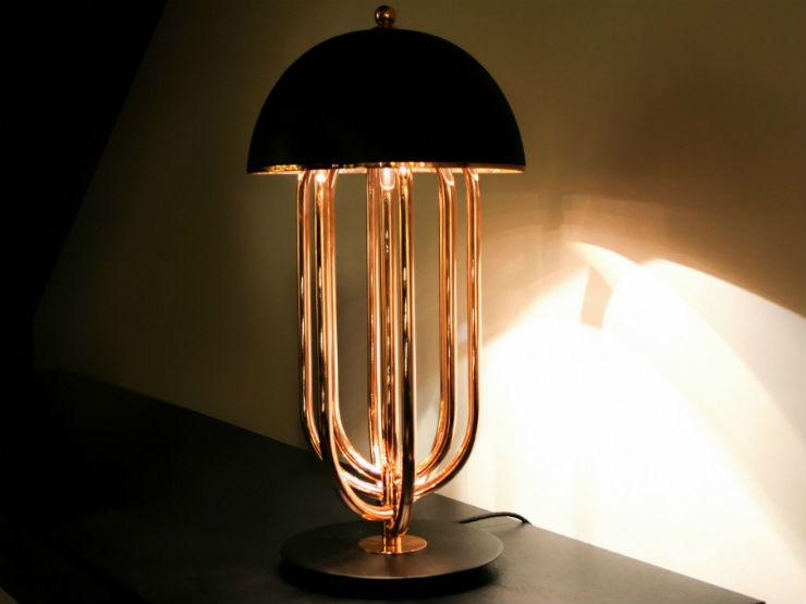 """Turner Lamp Delightfull""  Design:Delightfull, marca portuguesa de luminária no Harrods turner"