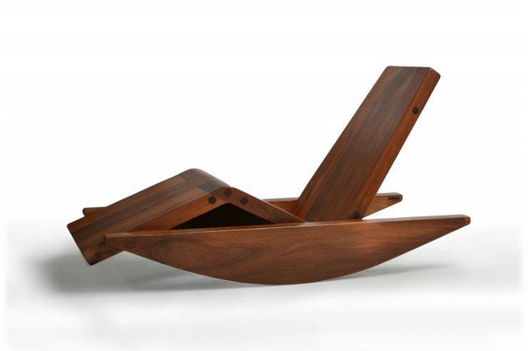 """"""" Chaise de baloiço de José Zanine Caldas""""  Design: José Zanine Caldas, Mestre da Madeira zanine3"""