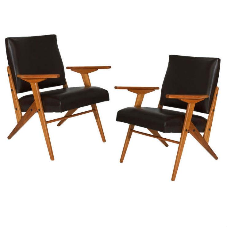 """"""" Cadeiras de José Zanine Caldas""""  Design: José Zanine Caldas, Mestre da Madeira zanine5"""