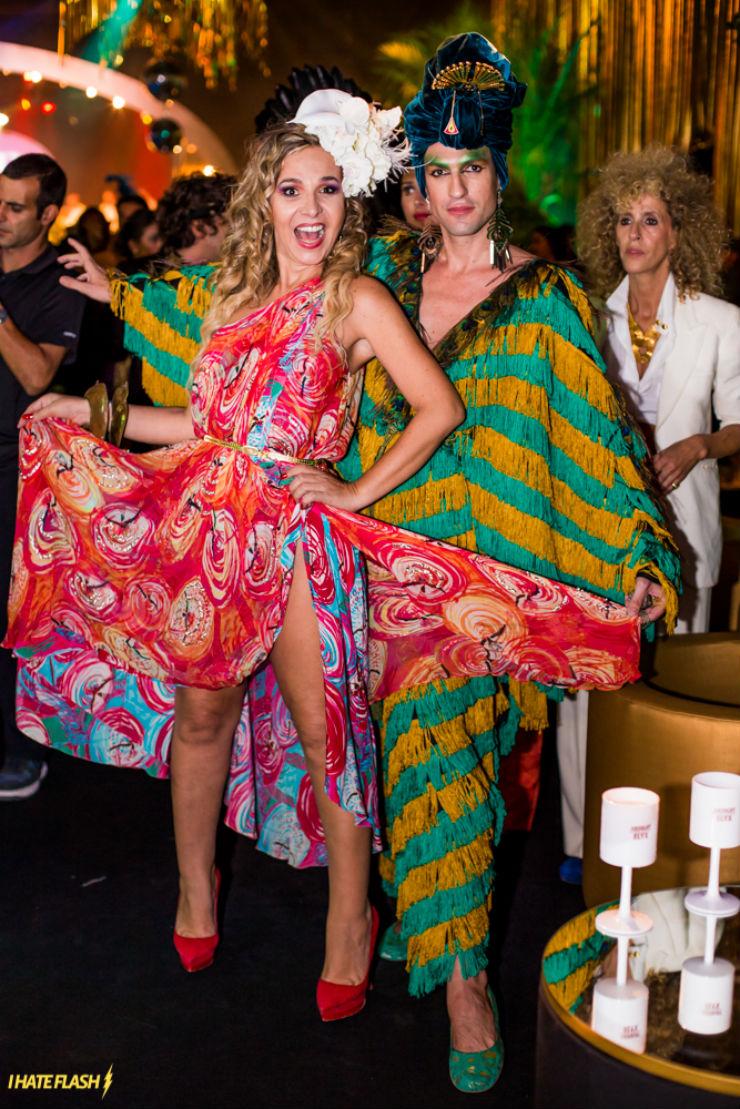 """Fantasias do Baile Vouge""  Moda: Baile Vogue ou o show de beldades! Baile da Vogue1"