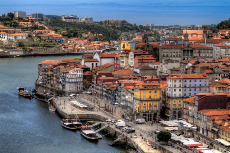 """""""Porto ribeira""""  Porto, o melhor destino europeu Porto"""