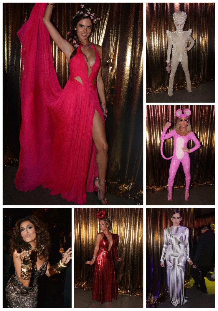 """""""Celebridades no Baile Vouge 2014""""  Moda: Baile Vogue ou o show de beldades! bailevouge2014"""