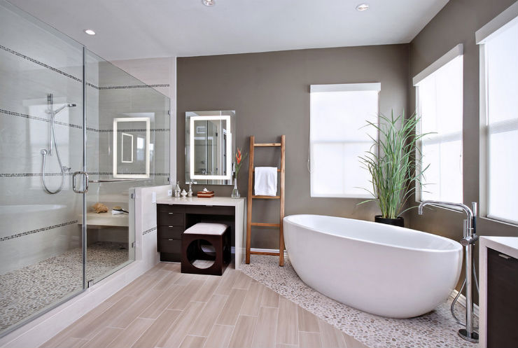 """Banheiro decorado""  Top 10 banheiros de sonho banheiro decoracao5"