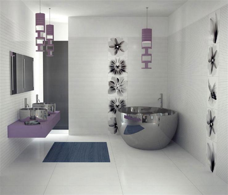 """""""Banheiro decorado""""  Top 10 banheiros de sonho banheiro decorado1"""
