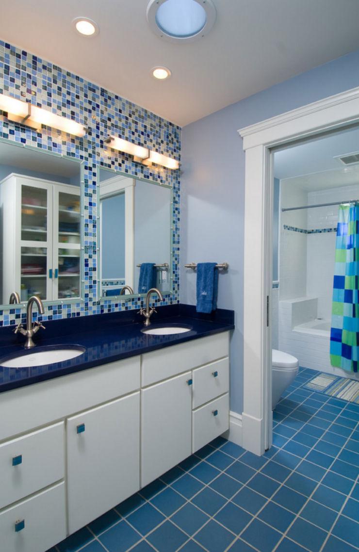"""""""Banheiro decorado""""  Top 10 banheiros de sonho banheiro decorar7"""