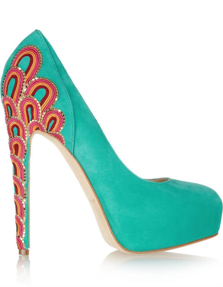 """""""Brian Atwood e seus sapatos super elegantes""""  Top 10 marcas de sapatos de luxo do mundo brian atwood"""