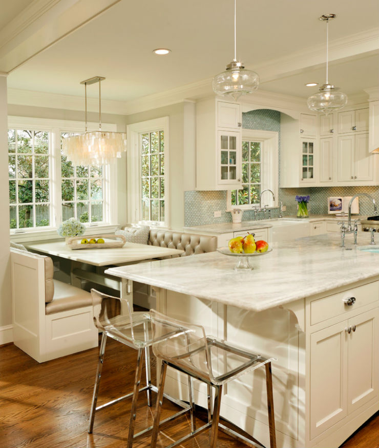 """""""Cozinha de sonho ampla.""""  Decoração pra Casa: Top 10 Cozinhas de sonho cozinha de sonho1"""