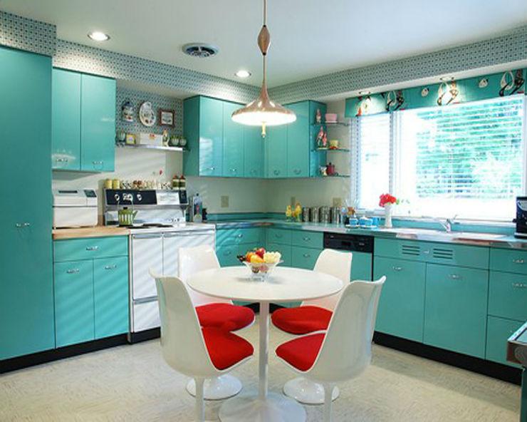 """""""Cozinha de sonho azul.""""  Decoração pra Casa: Top 10 Cozinhas de sonho cozinha de sonho4"""