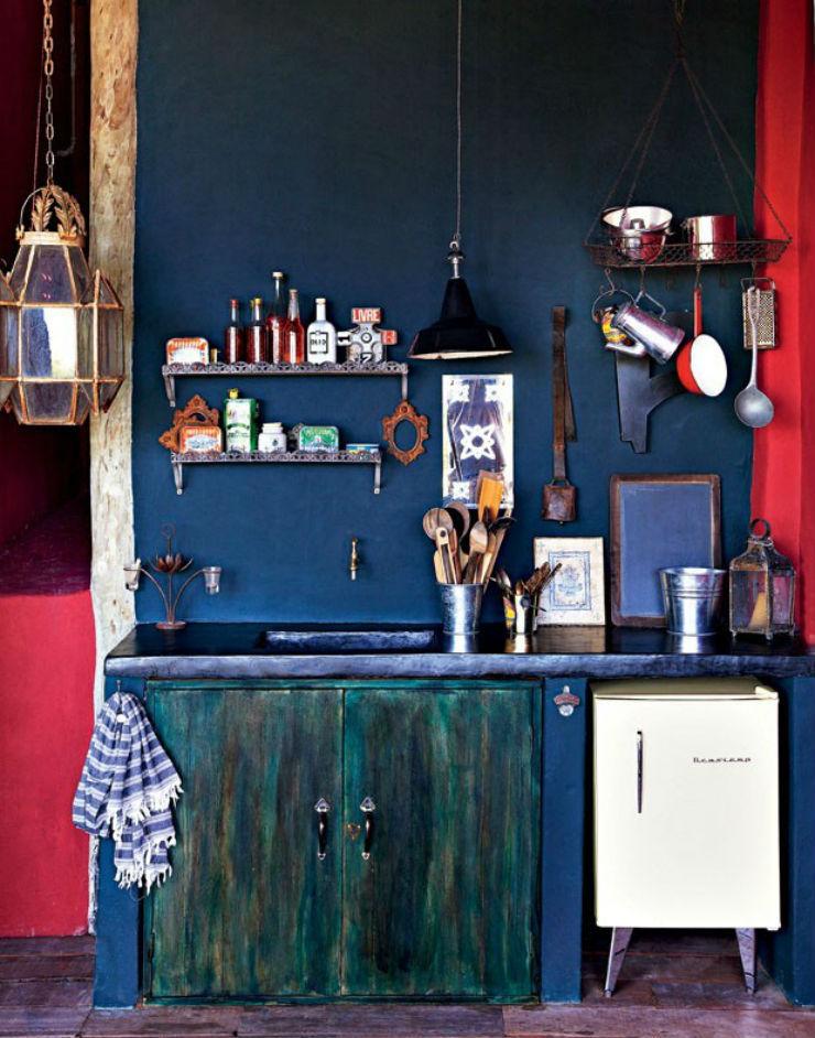 """""""Cozinha de sonho rústica""""  Decoração pra Casa: Top 10 Cozinhas de sonho cozinha de sonho9"""