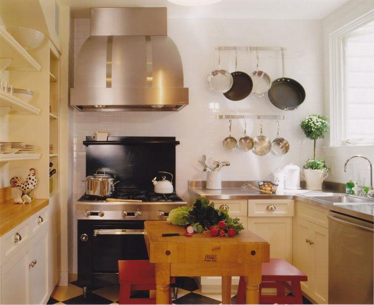 """""""Ideia de design para cozinha pequena""""  5 ideias de design para cozinhas pequenas cozinha pequena"""